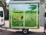 MU009 - Wildlife Trust Trailer and Bus