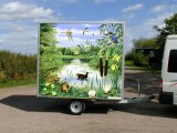 MU008 - Wildlife Trust Trailer and Bus